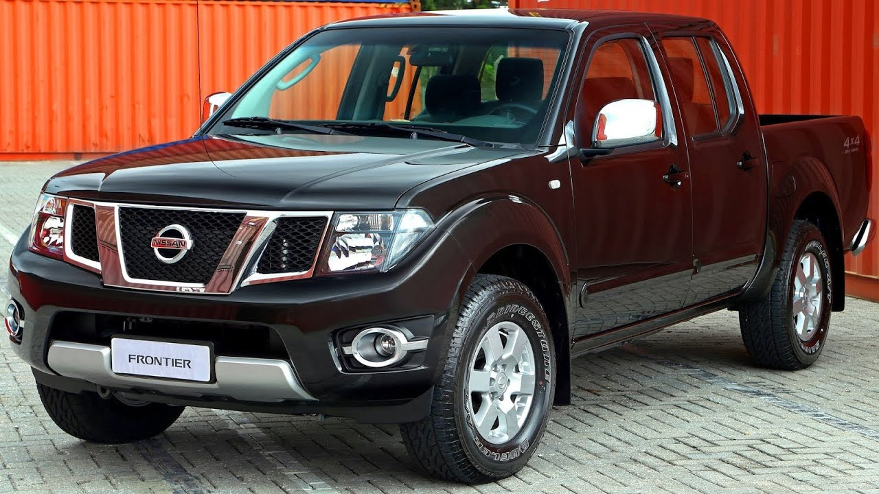 Nissan Frontier 4x4 New Car Update 2020 Polaris Sportsman 335 Fuel Filter R 120890 Srie Platinum 2014 Aro 16 Aut5