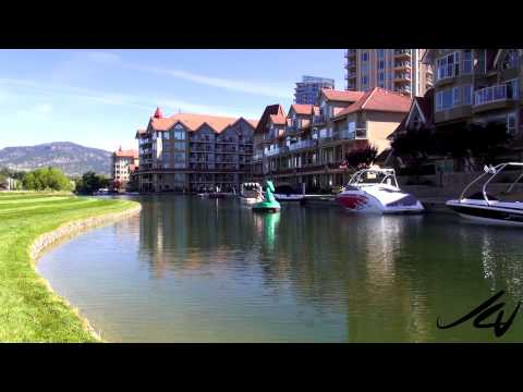 Kelowna BC Canada Day 2014 July 1  -  Getting an early start -  YouTube