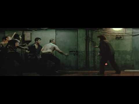 Oldboy - 25:1 Fight Scene (HQ)