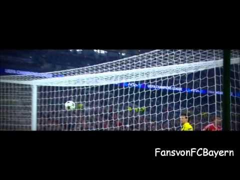 Arjen Robben vs. Borussia Dortmund | Die Geschichte | HD