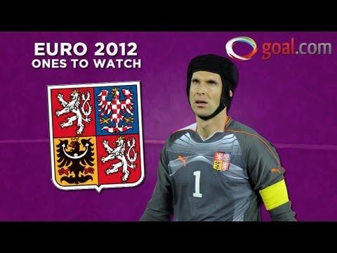 Petr Cech - Czech Republic's key player at the Euros