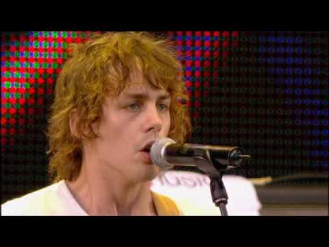 Razorlight - Golden Touch (Live 8, HQ)