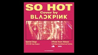 BLACKPINK - SO HOT (THEBLACKLABEL Remix) Official Track