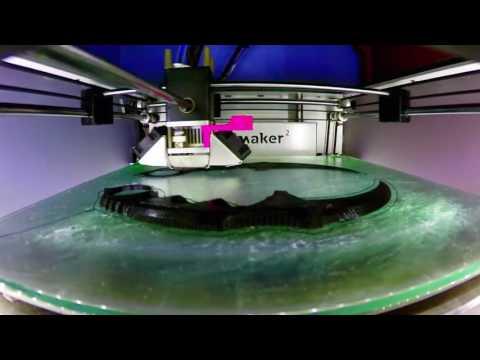 3D Printing a CS GO Karambit