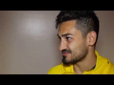 Interview: Ilkay Gündogan nach seinem Comeback | BVB