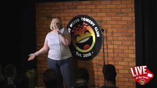 Gemma Roberts   LIVE at Hot Water Comedy Club