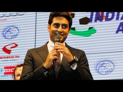 Abhishek Bachchan Wants To See Indian Football Team At World Cup