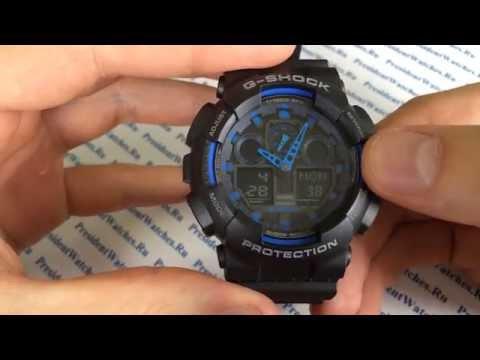 Как Настроить Часы G-shock Protection Инструкция На Русском Видео - фото 4