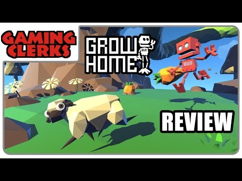 Grow Home   Review // Test