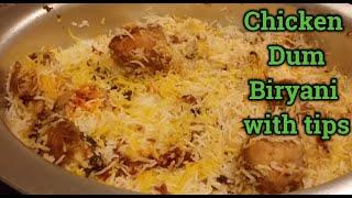 Chicken Dum Biryani,  Kacchi style(Excellent & Authentic Restaurant Style Biryani)