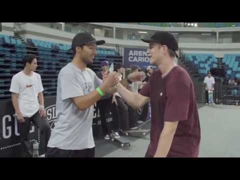 Kelvin Hoefler & Carlos Ribeiro | G-SHOCK Minute To Win It!