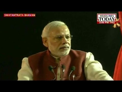 PM Modi's speech at Banaras Hindu University