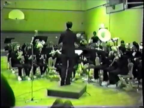 Ashford High school band 1984.wmv