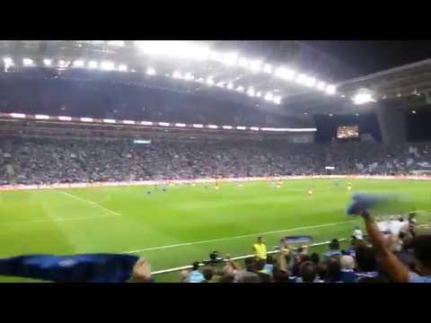 Golo André André - FC Porto 1-0 SL Benfica (20.09.15)