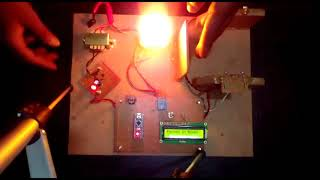 Bidirectional visitors counter room light control systems
