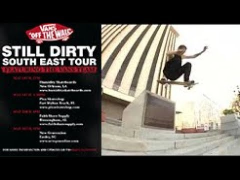 Van Wastell Vans Still Dirty South East Tour May 2008