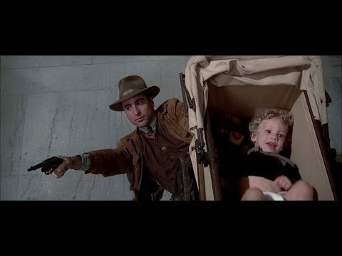 The Untouchables - Union Station Scene
