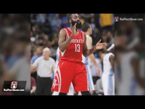 Harden's Career-best 50 Leads Rockets Over Nuggets 118-108