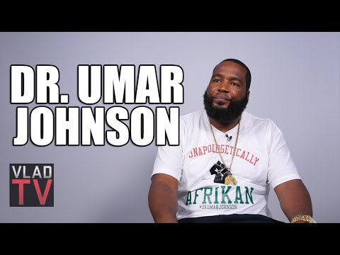 Dr. Umar Johnson on Losing $1M Donation from NBA Player Over Scandal