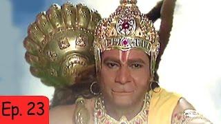 Jai Hanuman | Bajrang Bali | Hindi Serial - Full Episode 23