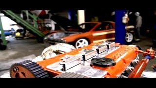 Mitsubishi Eclipse 2G GSX 570nm 400hp/ (Urban Dragster New home)
