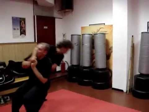 TOTAL FIGHTING SCHOOL Video 2008 (Real Self Defence - Jeet Kune Do Concepts) Image 1