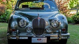 1966 Jaguar Mk 2  3.4 ltr  - Waimak Classic Cars - New Zealand