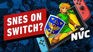 Would You Pay More For SNES On Switch? - NVC 440