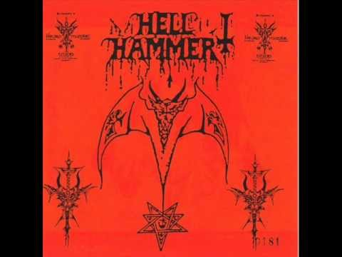 Hellhammer - Messiah (Rehearsal Recording)