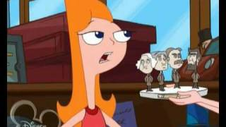 Watch Phineas & Ferb Candace video