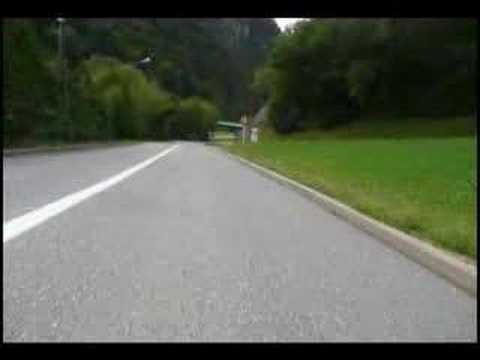 Proto MBK FX G2 Racing (ex Monobike) essai sur route.
