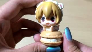 Unboxing Free! Macaron Figurines