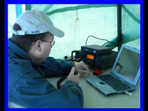 Mont-Belair SOTA VE2CQ  Club Radio Amateur de Quebec (CRAQ)