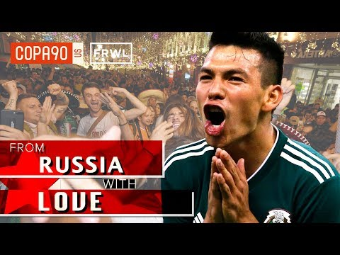 Mexico and Chucky Lozano Have Invaded Russia | From Russia With Love: Ep 3