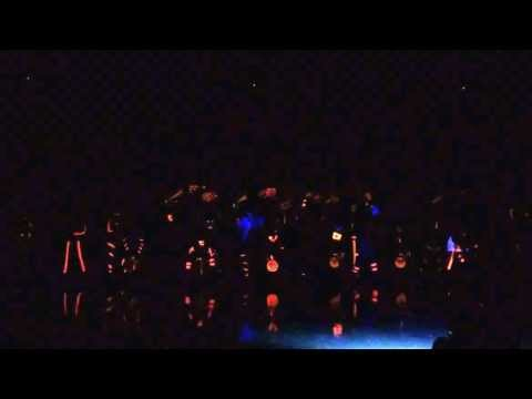 Norman High School Black Light 2013 (Part 2)