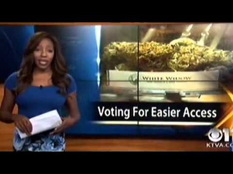KTVA Reporter Charlo Greene Quits Live On Air -