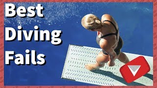 Best Diving Fails Compilation [2018] (TOP 10 VIDEOS)
