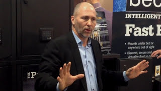 SHOT Show 2017  - Taking the gun safe industy apart in 20 minutes