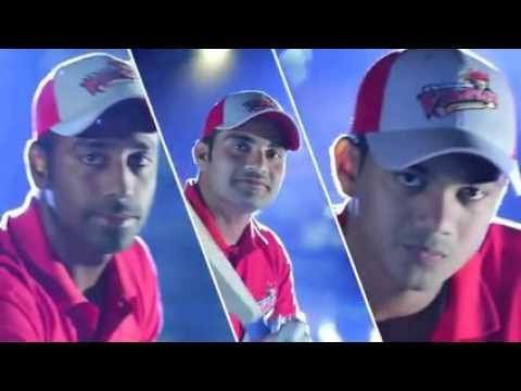 BPL  Cricket 2015 Chittagong Vikings Songs (Bangladesh premier league)
