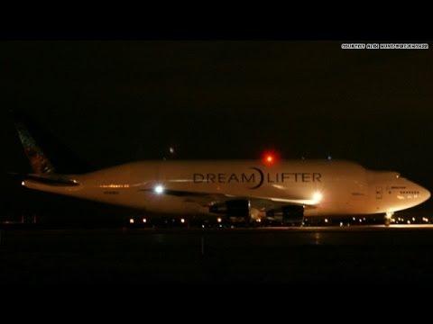 huge plane + small airport = big mess! youtube