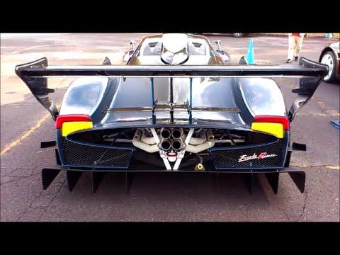 3億円スーパーカーのエンジン始動~哀しい車庫入れ!パガーニ ゾンダ レボリューション