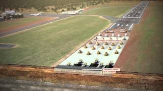 Tamale Airport Expansion (Ghana) - Construction Methodology