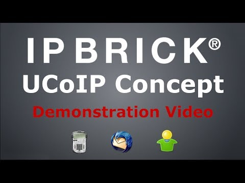 IPBRICK UCoIP Concept Demonstration