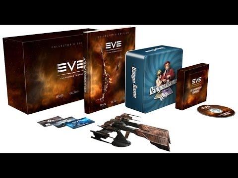 ❐ EVE Online - Распаковка: коллекционное издание The Second Decade