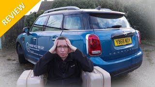 Mini Countryman 2019 FULL Review - is it going to fit ?