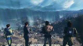 【Fallout76】ニコラスさんと核を見たい