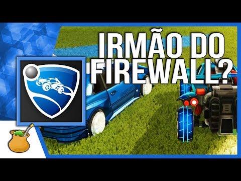 IRMÃO DO FIREWALL? - Rankeadas no Rocket League