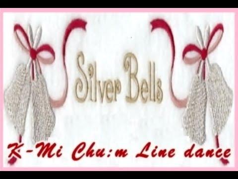 Silver Bells Line Dance (Dance & Walkthrough)