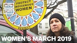 LIVE from the 2019 Women's March in Washington D.C. | NowThis