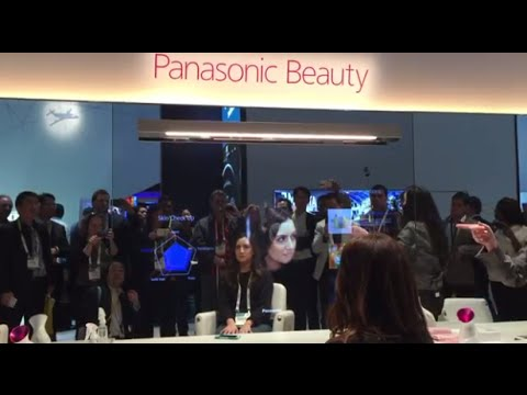 The Future of Beauty at Home (CES)